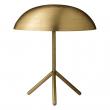 Bloomingville Bordlampe - Bordlampe i børstet guld