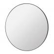Complete Spejl Ø110 - Sort