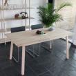 Kalmar Spisebord med sargkant - Lystræ