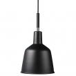 Nordlux DFTP Patton Pendel - Sort - Sort loftslampe i metal