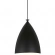 Nordlux DFTP Slope Pendel - Ø22 - Pendel i sort metal