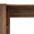 Function Plus Skrivebord m. 2 skuffer - Valnød