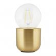 House Doctor Gleam Bordlampe Messing