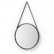 LaForma Eertrin Spejl med læder