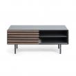 LaForma Mahon Tvbord 120x48 - Mat graphite