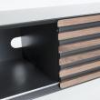 Kave Home Mahon Tvbord 120x48 Mat graphite