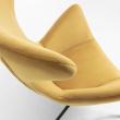 LaForma Vanda Loungestol - Mustard velour