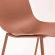 LaForma Wassu Spisebordsstol - Mørk Orange