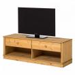 Anja TV-bord - bejdset fyrretræ