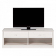Anja TV-bord hvidpigmenteret fyrretræ