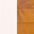 Marvel Bogreol - bejdset fyrretræ - 4 hylder