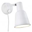 Nordlux DFTP Patton Væglampe - Hvid - Hvid væglampe i metal