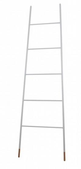 Zuiver - Ladder Rack Tøjstativ - Hvid