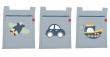FLEXA Sengelommer sæt m. 3 styk, Transportation