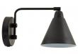 House Doctor Game Væglampe, Mat sort
