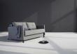 Innovation Living, Cubed 02 Sovesofa 160 m. armlæn, Granit grå