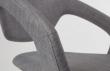 Zuiver Flex Back Spisebordsstol - Grå