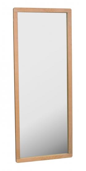 Methro Spejl 150x60 - Mat lakeret eg