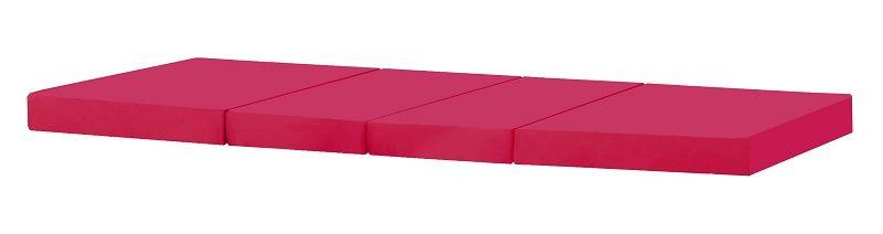 HoppeKids 4-delt Madras - Pink