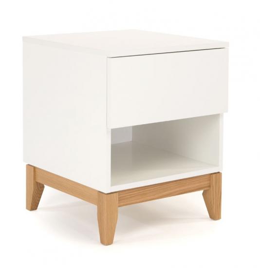 Blanco Sidebord - Hvid - Hvidt sidebord