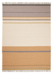 Linie Design Metallum Uld tæppe, mustard, 140/200