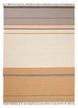 Linie Design Metallum Uld tæppe, mustard, 200/300