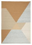 Linie Design Snefrid Viscose tæppe, mustard, 170/240