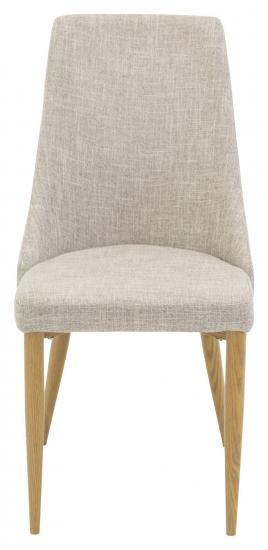 Leone Spisebordsstol,Lysegrå
