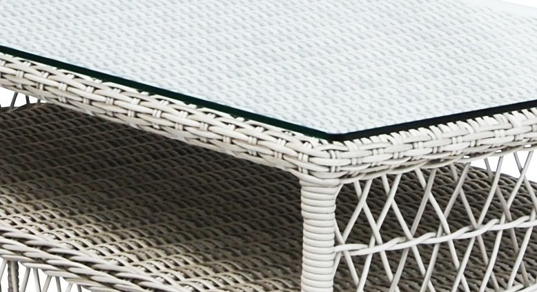 Sika-Design Glastop Bordplade - 100x60 - Glassplate