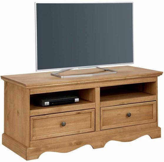 Mie TV-bord - fyrretræ 120 - TV-bord fyrretræ