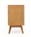 Woodman - Avon Skænk m/farvede skuffer - Spruce