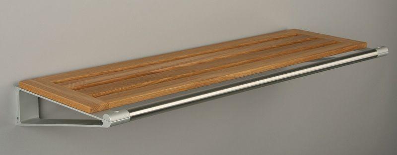 KNAX Hattehylde - 80 cm - Olieret eg