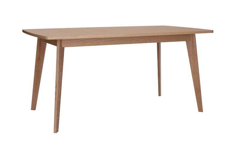 Kensal Spisebord m/udtræk - Lys træ