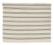 Bloomingville Tæppe m/smal stribe - 240x140 cm - Tæppe med striber