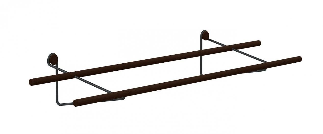 We Do Wood - Shoe Rack - Røgfarvet Eg