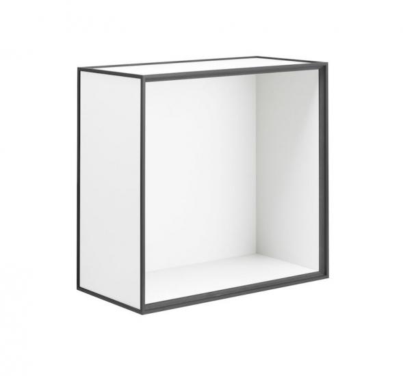 by Lassen - Frame 42 - Hvid - Reol i hvid