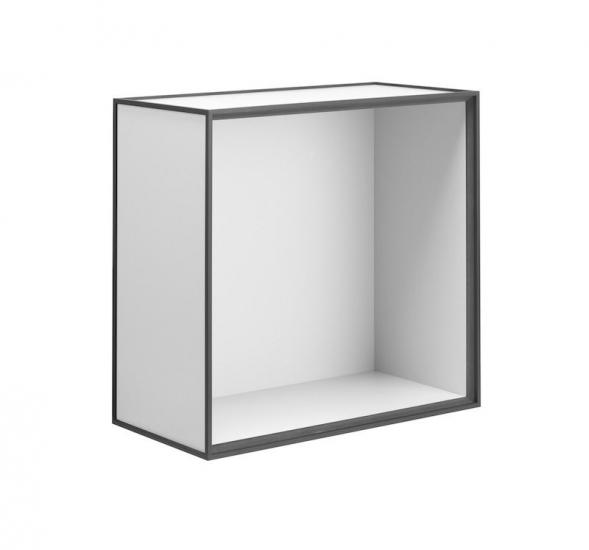 by Lassen - Frame 42 - Lys grå - Reol i lysegrå
