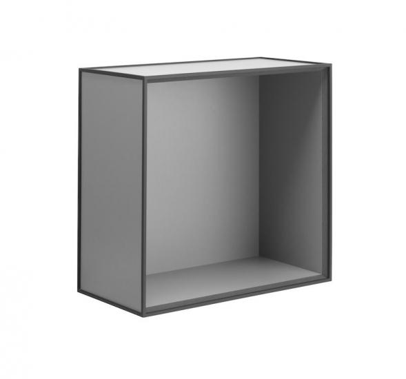by Lassen - Frame 42- Mørk grå - Reol i mørkegrå