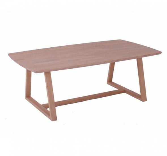 Sofabord - Massiv Eg - 120x70 cm