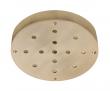 Ebb&Flow - Ceiling box, round, S, Guld