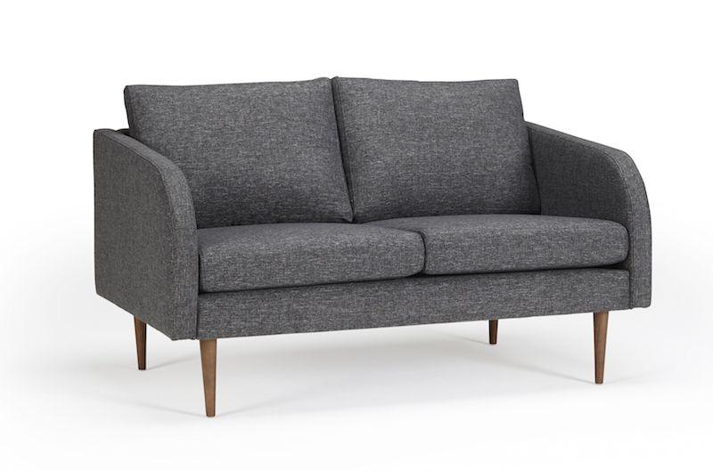 Kragelund Husum 2-pers. sofa Grå