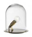 Ebb&Flow - Glasdome til Glow in a Dome, Klar, Ø15,5