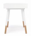 Sonnenblick Skrivebord - Hvid