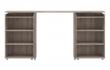 Naia Sengegavl - Brun m/opbevaring B:160 - 160 cm