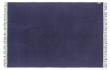 Lima Plaid, Baby Alpaca, Navy Blue 200x130