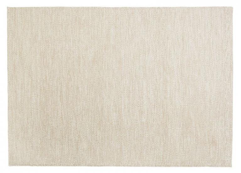 Fabula Living - Gimle Hvid Kelim - 140x200 - Håndvævet Kelim 140x200 cm