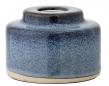 Bloomingville Bordlampe - Blå porcelæn