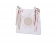 Hoppekids Fairytale Flower Sengetaske - Opbevaringspose til sengegavl