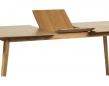 Cirrus Spisebord m. Butterfly udtræk 90x150/195cm
