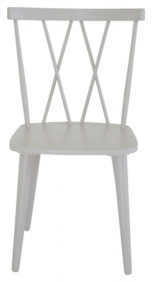 Mariannelund Spisebordsstol, Grå